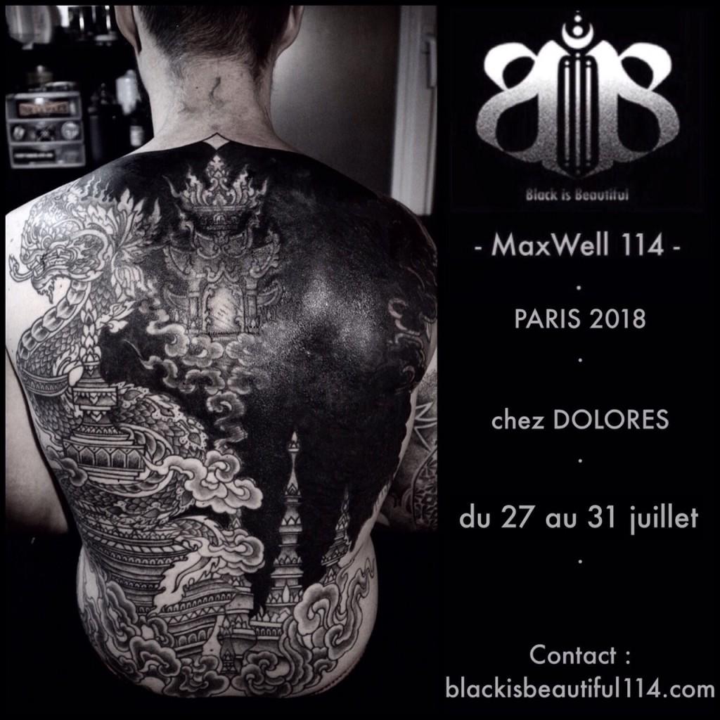 Paris juillet 2018