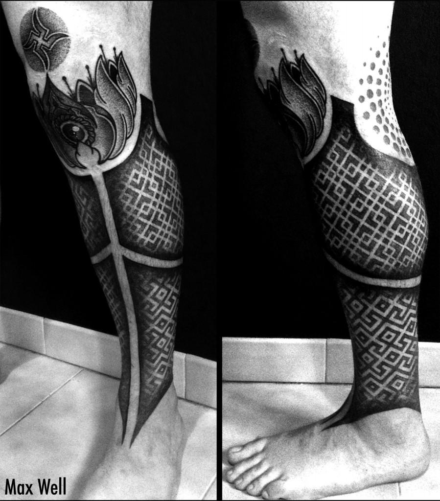 ben jambe 2