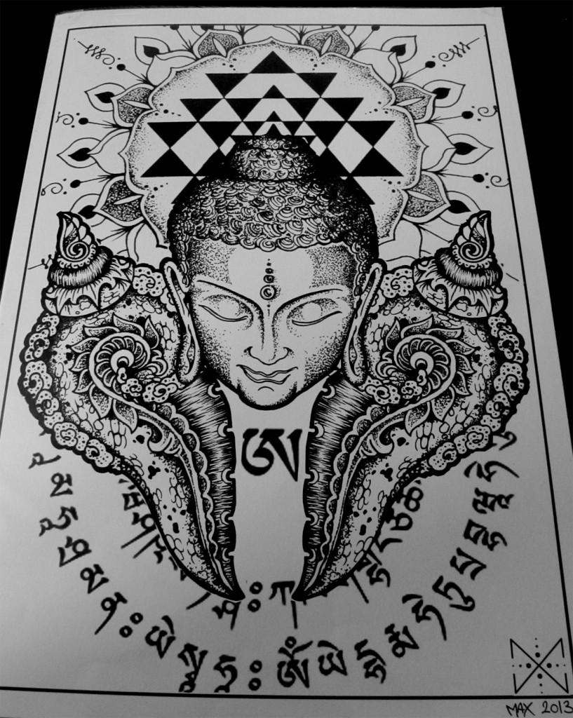 buddha consh
