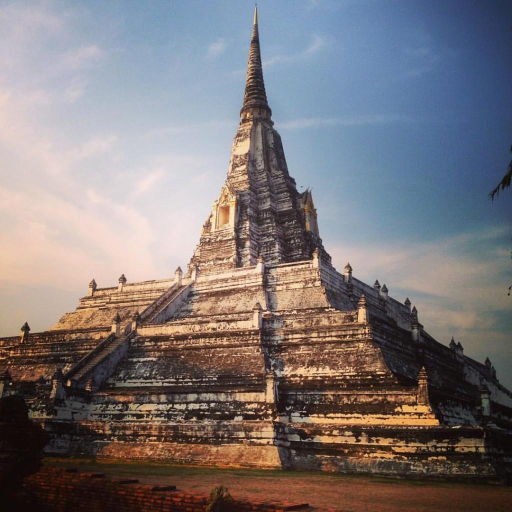 ayuthaya3 wat phukhaothong