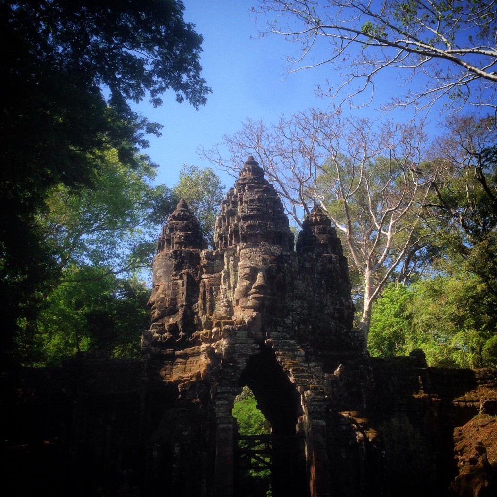 Cambodia 2017 Bayon 2
