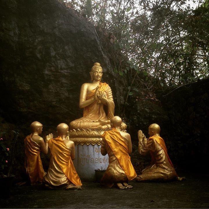 Luang Prabang 2017 buddha
